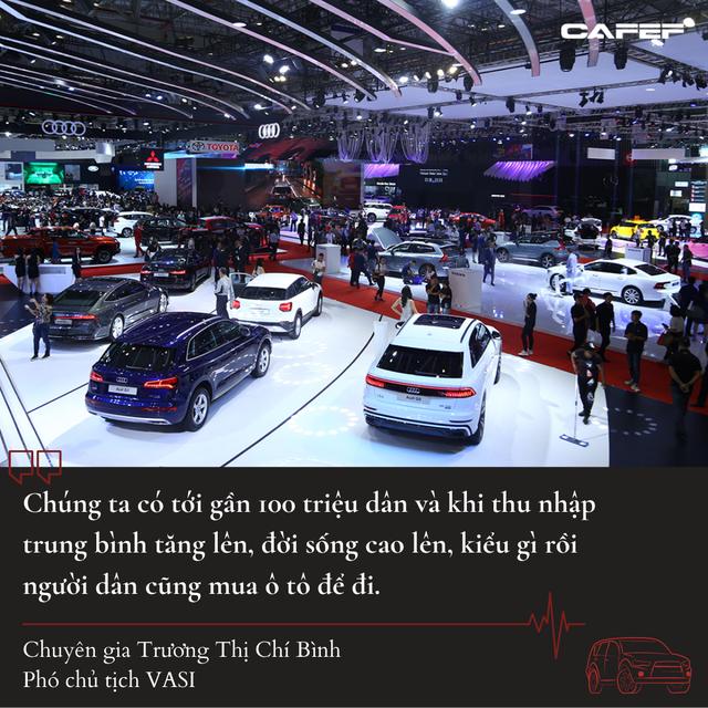 """Nghịch lý """"con gà - quả trứng"""" và thế khó của Thaco, VinFast trong ngành công nghiệp ô tô  - Ảnh 3."""