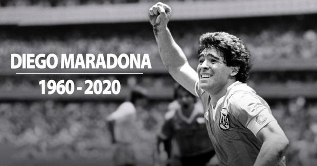Những câu nói nổi tiếng nhất dành riêng cho Diego Maradona - huyền thoại bóng đá thế giới vừa ra đi mãi mãi ở tuổi 60 - Ảnh 1.