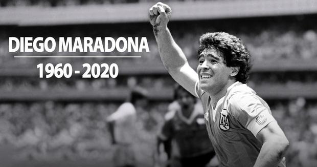 Nhói lòng với bài phỏng vấn cuối cùng của Maradona trước lúc ra đi: Tôi từng sợ rằng mọi người không còn yêu mình nữa - Ảnh 1.