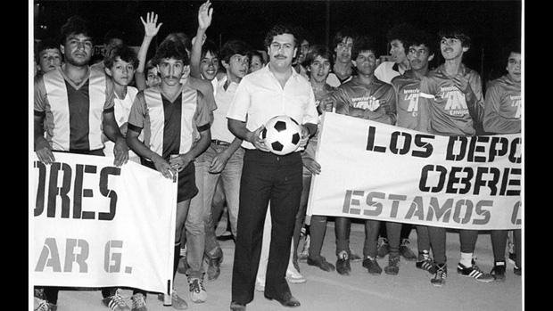 Maradona và giai thoại khó tin về trận đấu trong nhà tù dát vàng của trùm ma túy - Ảnh 1.