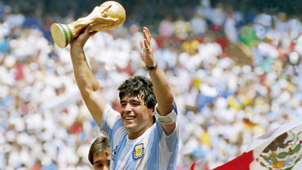 Những câu nói nổi tiếng nhất dành riêng cho Diego Maradona - huyền thoại bóng đá thế giới vừa ra đi mãi mãi ở tuổi 60 - Ảnh 3.