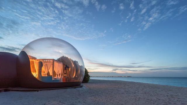 Vượt khó mùa Covid-19, quốc đảo Maldives tạo ra dịch vụ giãn cách xã hội sang chảnh như thiên đường để hút khách - Ảnh 3.
