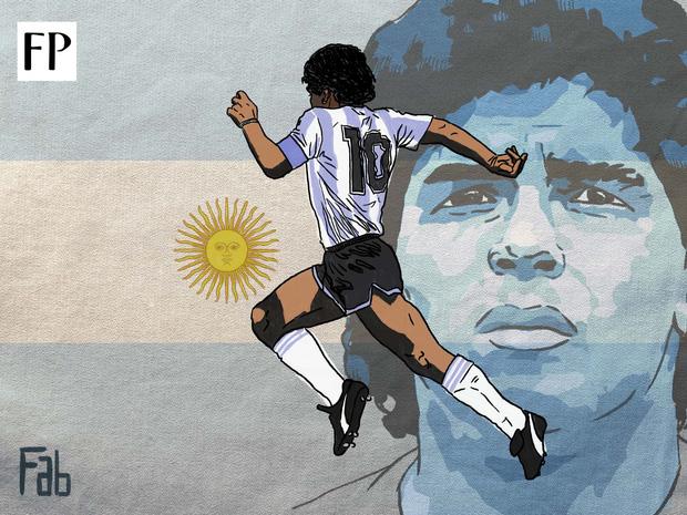 Những câu nói nổi tiếng nhất dành riêng cho Diego Maradona - huyền thoại bóng đá thế giới vừa ra đi mãi mãi ở tuổi 60 - Ảnh 6.