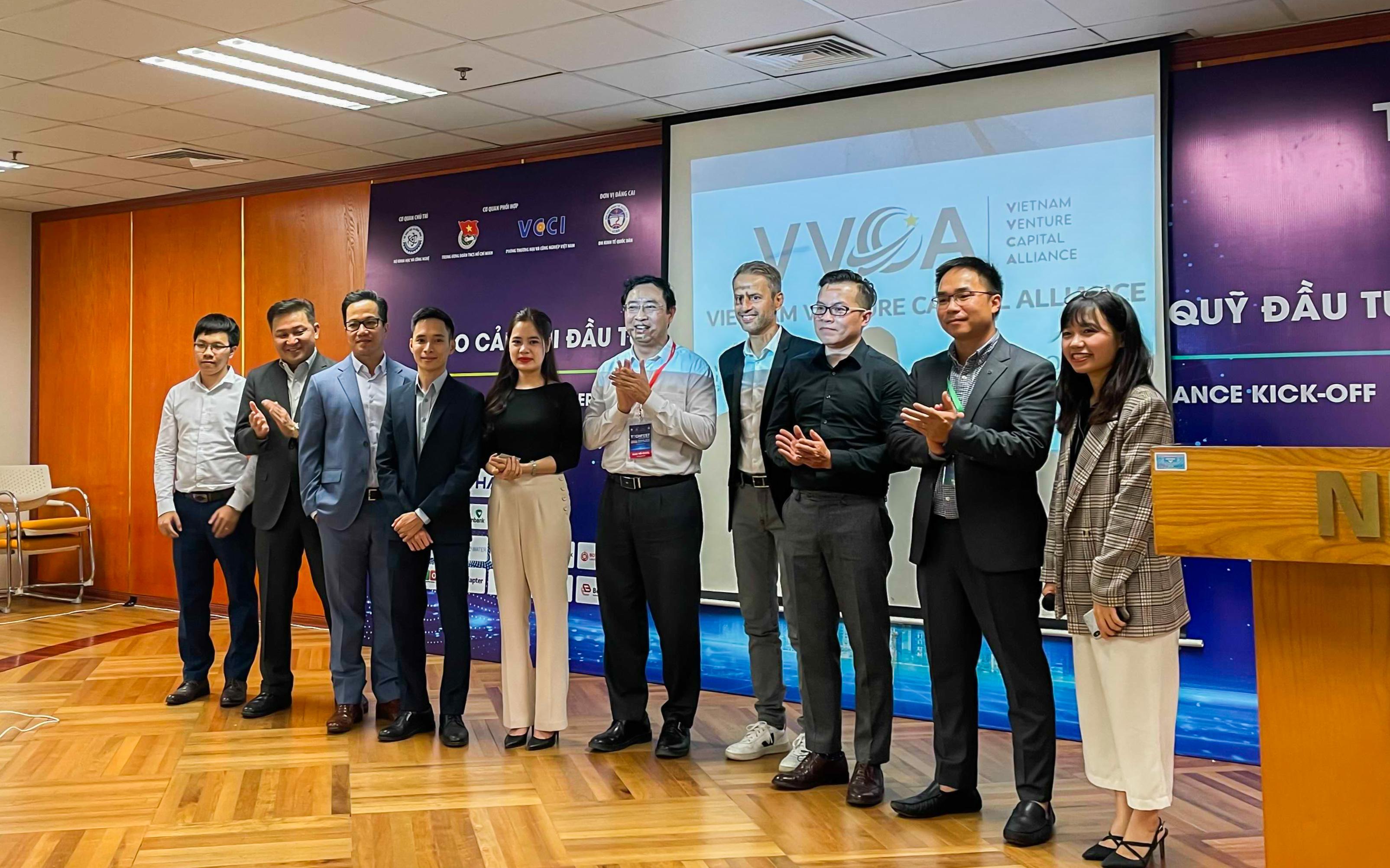 Ra mắt Liên minh Quỹ Đầu tư Việt Nam: Tăng cơ hội kết nối, cải thiện môi trường đầu tư mạo hiểm tại Việt Nam