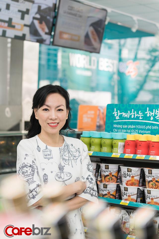 Tân CEO GS25 Việt Nam: Chúng tôi muốn làm mới và cao cấp hóa ngành kinh doanh cửa hàng tiện lợi bằng công nghệ - Ảnh 3.