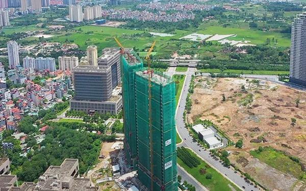 Savills: Khả năng hấp thụ của những dự án 50-60 triệu đồng/m2 ở vùng ven Hà Nội vẫn là một câu hỏi - Ảnh 1.
