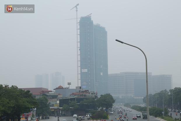 Hà Nội ô nhiễm không khí thuộc top đầu thế giới, chuyên gia khuyến cáo: Mọi người cần hạn chế ra ngoài, hạn chế mở cửa - Ảnh 8.