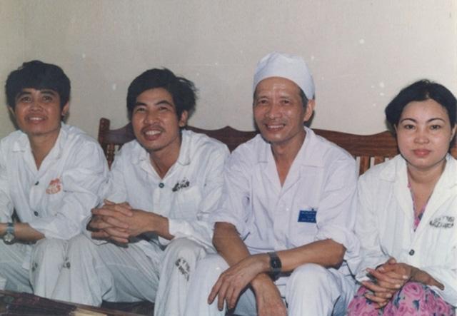 Những ca ghép tim, gan, thận đỉnh cao của nền y học Việt Nam, kết quả phẫu thuật khiến ai cũng phải thốt lên: Quá kỳ diệu!  - Ảnh 1.