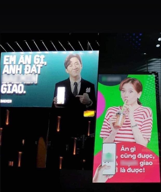 Vợ chồng Trấn Thành - Hari Won khiến dân tình cười mệt với tình huống trớ trêu khi quảng cáo cho 2 nhãn hàng là đối thủ của nhau - Ảnh 1.