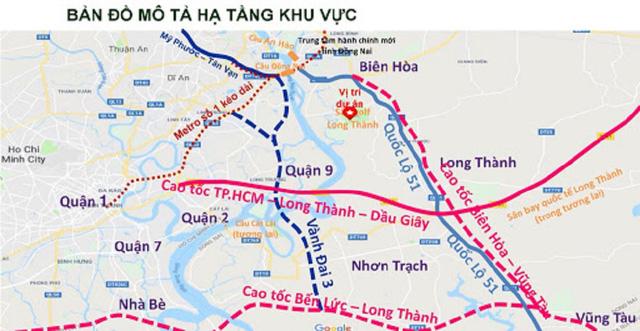 Gần 10.000 tỷ đồng mở rộng cao tốc TP.HCM - Long Thành - Dầu Giây với quy mô lên 8 làn xe  - Ảnh 3.