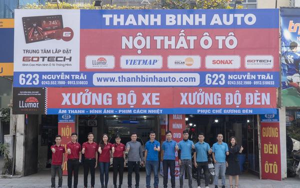 GOTECH bắt tay cùng ThanhBinhAuto mở rộng thị trường màn hình ô tô thông minh