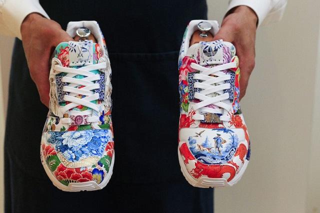Đôi giày Adidas này có thể được bán với giá 1 triệu USD - Ảnh 1.
