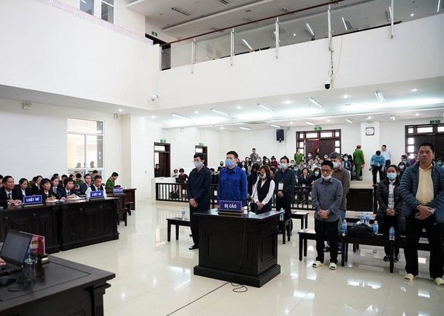 Giám đốc CDC Hà Nội Nguyễn Nhật Cảm nhận 10 năm tù - Ảnh 1.
