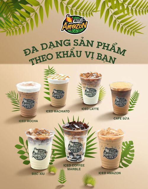 Không phải Hà Nội hay Sài Gòn, chuỗi cà phê lớn nhất Đông Nam Á Café Amazon âm thầm vào Việt Nam mở quán đầu tiên tại Bến Tre - Ảnh 4.