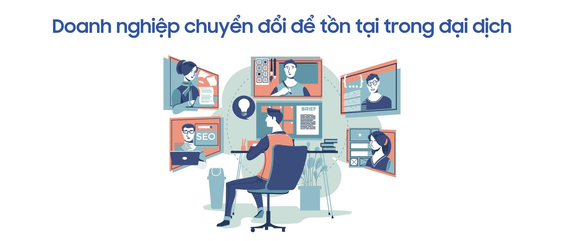 Chuyện thương trường 2020: Biến số Covid-19 và lời giải của doanh nghiệp Việt - Ảnh 1.