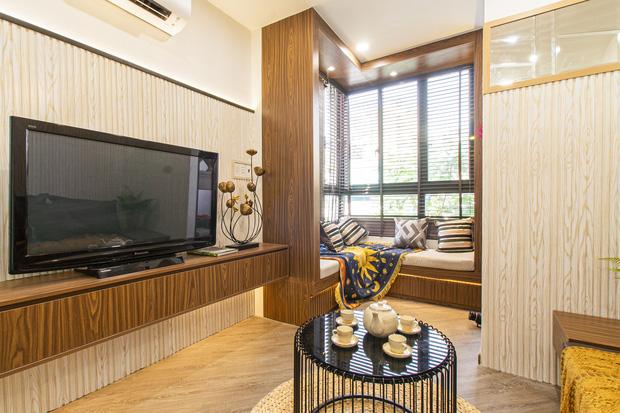 Con trai cải tạo ngôi nhà 20 năm cho bố mẹ: Chi phí 900 triệu, từ cũ kỹ thành sang chảnh bất ngờ - Ảnh 9.