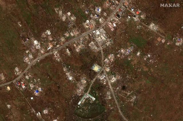 2020 - Một năm khốc liệt của tự nhiên và cả con người: Chùm ảnh từ vệ tinh ghi lại những sự kiện đã định hình lại thế giới trong năm qua - Ảnh 11.