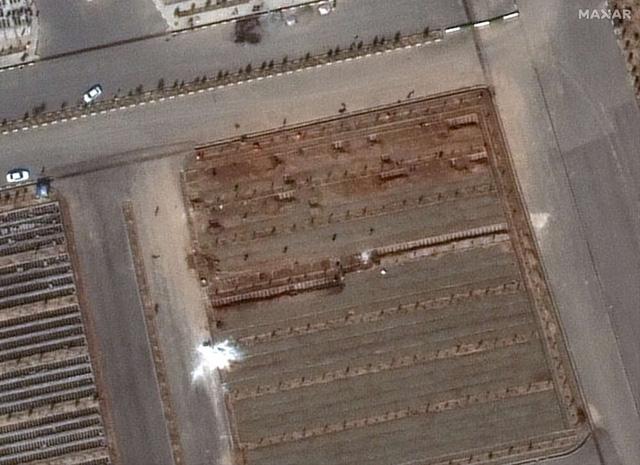 2020 - Một năm khốc liệt của tự nhiên và cả con người: Chùm ảnh từ vệ tinh ghi lại những sự kiện đã định hình lại thế giới trong năm qua - Ảnh 3.