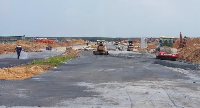 Rủi ro mua bán đất nền khu tái định cư sân bay Long Thành  - Ảnh 1.