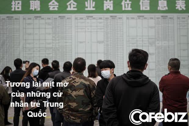 Khủng hoảng thừa thầy thiếu thợ ở Trung Quốc: Bằng đại học bị coi như mớ giấy lộn - Ảnh 3.