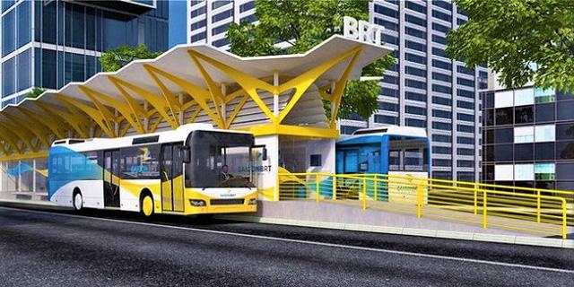 Con đường đầu tiên làm tuyến xe buýt BRT trị giá gần 3.300 tỷ đồng tại TP.HCM - Ảnh 3.