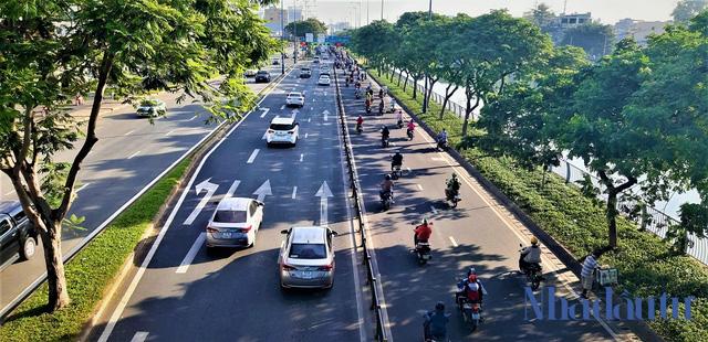 Con đường đầu tiên làm tuyến xe buýt BRT trị giá gần 3.300 tỷ đồng tại TP.HCM - Ảnh 5.