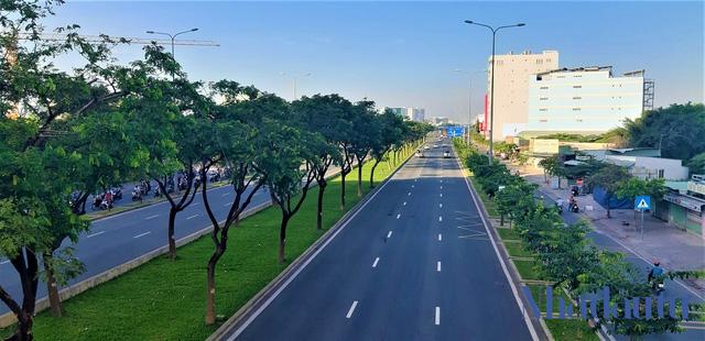 Con đường đầu tiên làm tuyến xe buýt BRT trị giá gần 3.300 tỷ đồng tại TP.HCM - Ảnh 7.