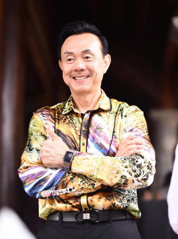 Công an xác định nghệ sĩ Chí Tài được phát hiện nằm bất động ở cầu thang bộ tầng 7 chung cư - Ảnh 1.