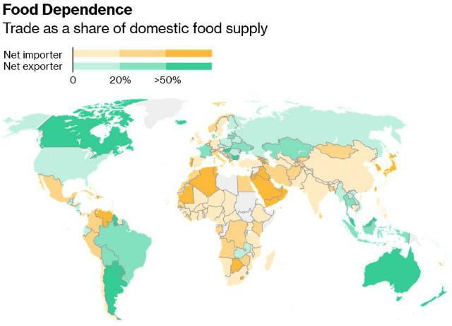 Làn sóng tích trữ lương thực lan rộng trên thế giới vì dịch Covid-19  - Ảnh 2.