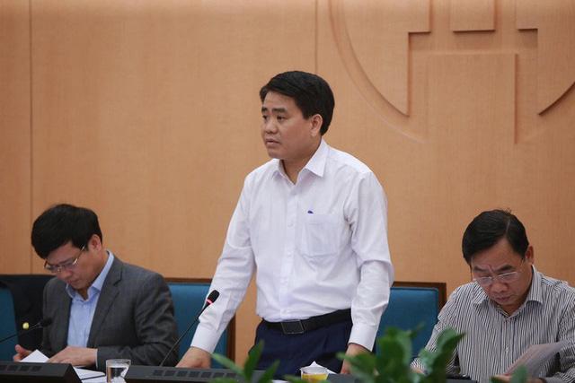 Chủ tịch Hà Nội: Ổ dịch Covid-19 tại Bệnh viện Bạch Mai rất phức tạp - Ảnh 1.