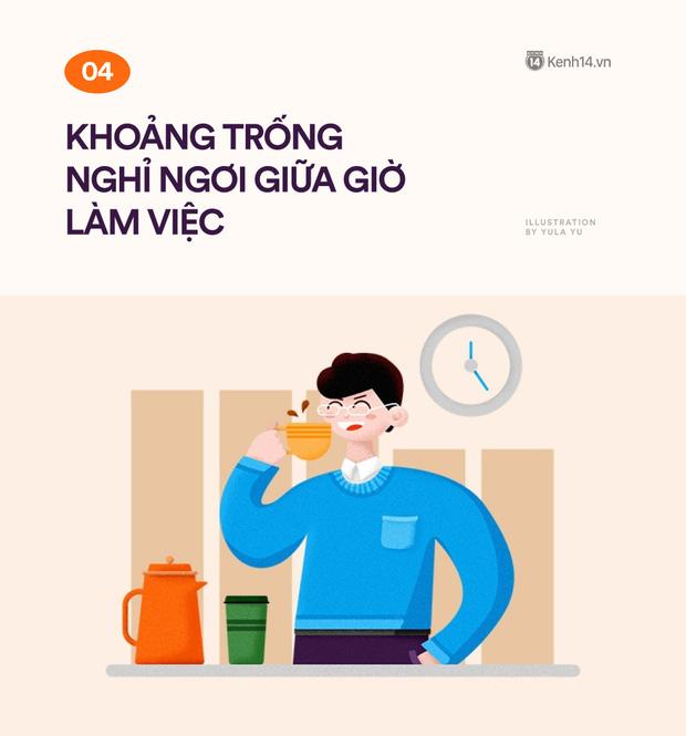 Làm việc tại nhà (#workfromhome) mùa dịch: 20 cách đưa bản thân mình vào tự giác, kỷ luật và không bị áp lực - Ảnh 3.