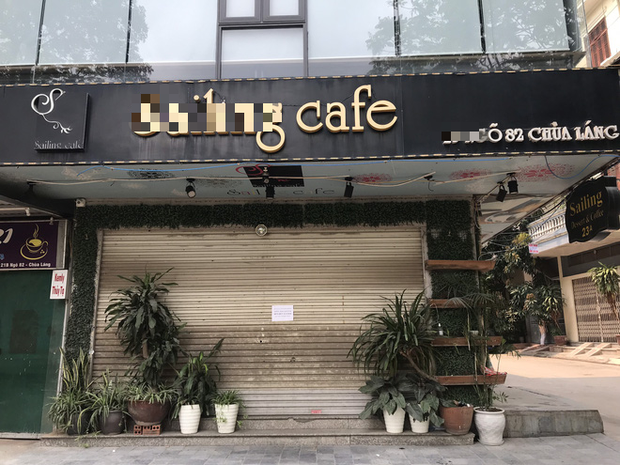 Hà Nội: Hàng loạt quán cafe, quán nhậu vẫn tấp nập mở cửa đón khách bất chấp lệnh đóng cửa để phòng chống COVID-19 - Ảnh 14.