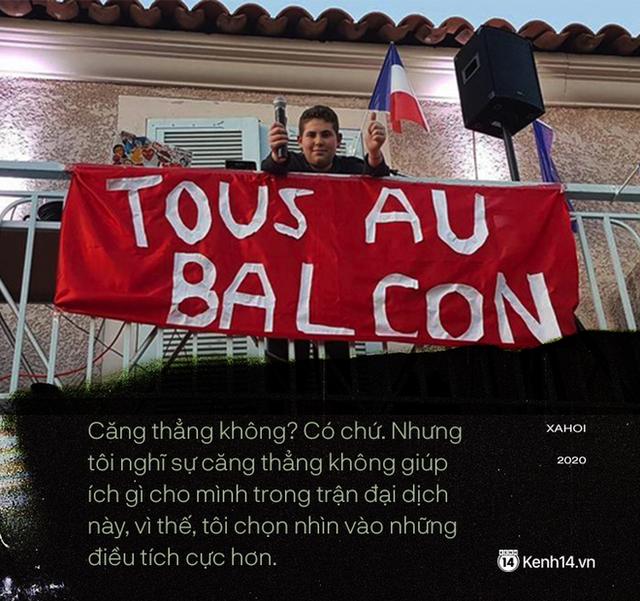 Người Việt ở Pháp: Đây là lúc để chúng ta sống tĩnh, sống chậm, để hình thành những thói quen bổ ích mới - Ảnh 1.