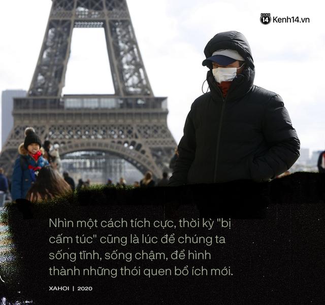 Người Việt ở Pháp: Đây là lúc để chúng ta sống tĩnh, sống chậm, để hình thành những thói quen bổ ích mới - Ảnh 2.