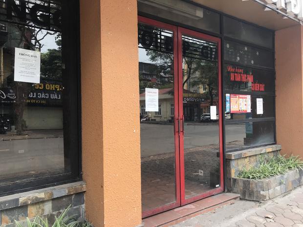 """Chủ cửa hàng thực hiện lệnh đóng cửa quán để chống dịch COVID-19: """"Sức khoẻ là vốn quý nhất, mong Hà Nội sớm bình yên trở lại!"""" - Ảnh 4."""