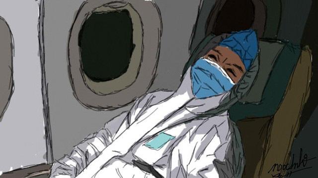 Phó Thủ tướng Vũ Đức Đam: Chăm lo tốt cho bác sĩ không chỉ là nghĩa tình đâu, còn là trách nhiệm - Ảnh 3.