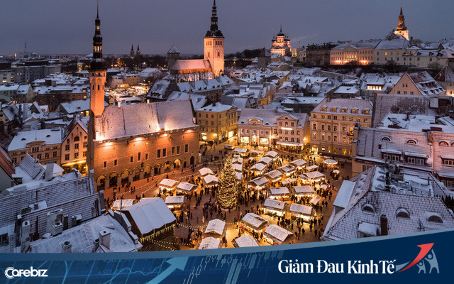 Estonia: Quốc gia nhỏ bé chống dịch Covid-19 hiệu quả tại Châu Âu nhờ chuyển đổi số và nguyên tắc 1 lần
