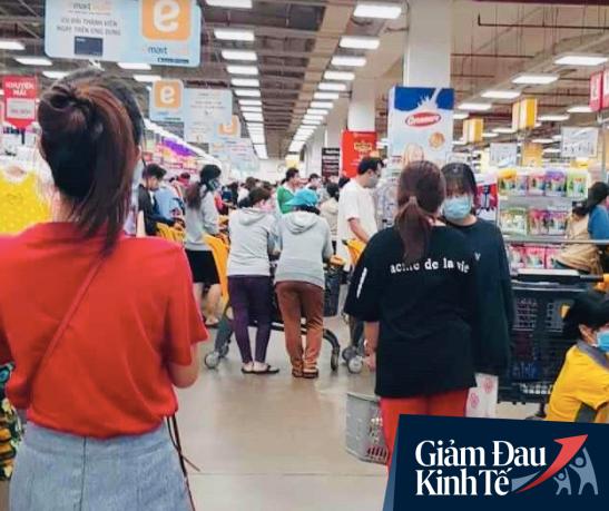 Trước lo ngại thiếu thực phẩm, lãnh đạo Saigon Co.op cam kết: Dự trữ dồi dào, ăn 3-6 tháng cũng không hết! - Ảnh 2.