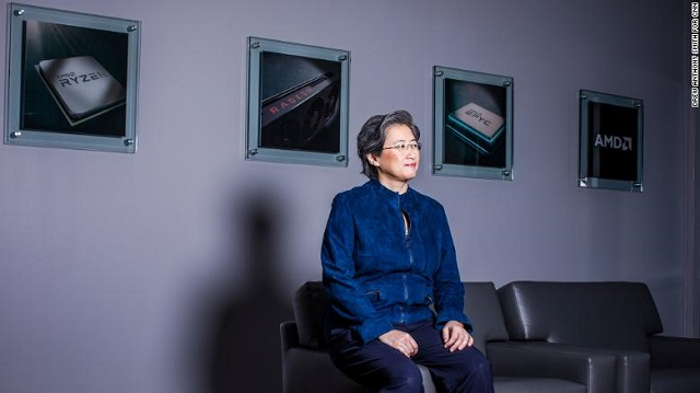 Nữ CEO đưa công ty từ bờ vực phá sản đến doanh nghiệp có giá cổ phiếu tăng 1.300% - Ảnh 1.