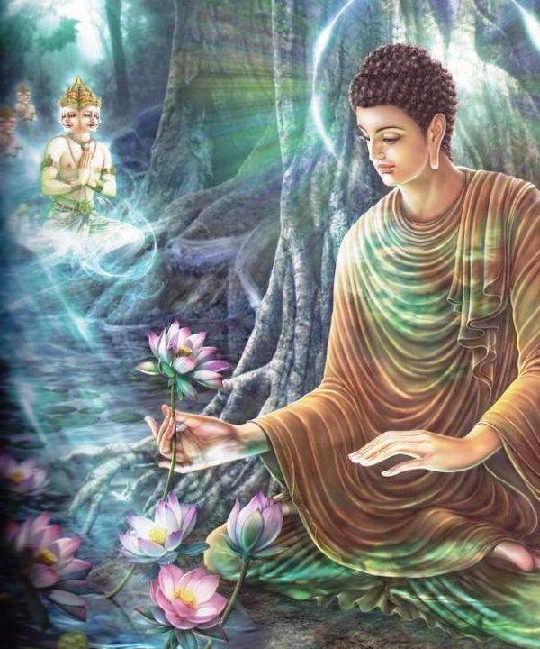10 bài học từ những lời dạy của Đức Phật: Để không bị tổn thương hãy nhớ kỹ điều số 8 - Ảnh 1.