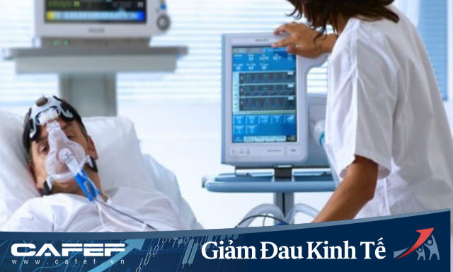 Phó Chủ tịch Hội Doanh nghiệp Quận 1: 2.000 máy thở do Metran sản xuất là dòng mới nhất sản xuất riêng cho Việt Nam điều trị Covid-19, chậm nhất 2 tháng nữa sẽ nhận đủ - Ảnh 1.
