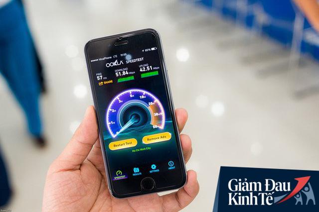 Bộ TT&TT: Nâng tốc độ tối thiểu Internet cố định 50% nhưng không tăng giá, tăng dung lượng dữ liệu data 50% nhưng không tăng cước  - Ảnh 1.