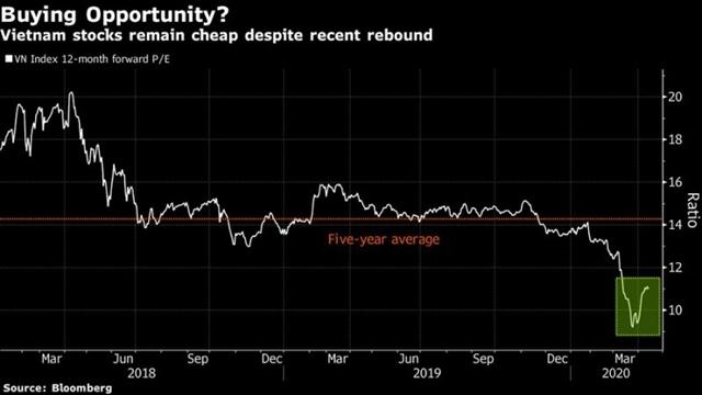 Bloomberg: Thị trường chứng khoán Việt Nam đang tốt nhất thế giới - Ảnh 1.