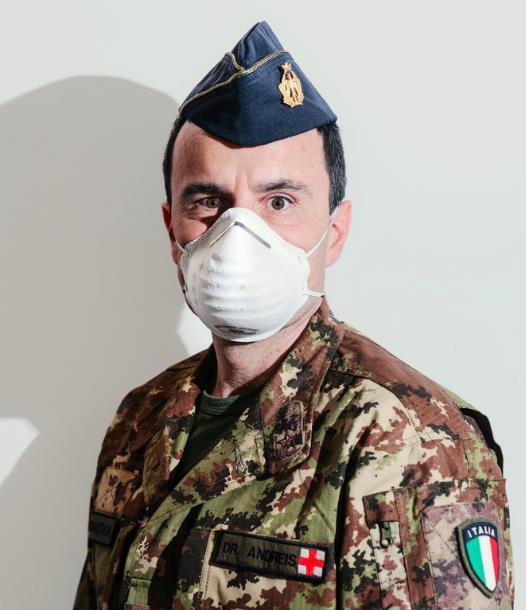 Tự sự của bác sỹ Ý giữa tâm dịch Covid-19: Chưa bao giờ sự sống lại mong manh đến thế, tôi vừa bước ra từ chiến trường!  - Ảnh 4.