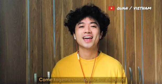Gửi gắm thông điệp lạc quan chống dịch, vlogger Chan La Cà hoà giọng We are unity cùng bạn bè trong khối ASEAN - Ảnh 5.