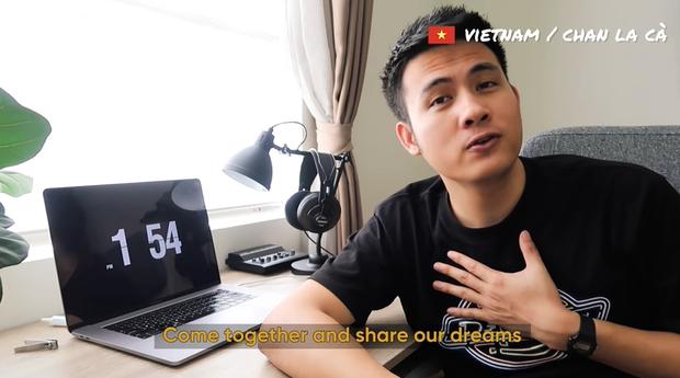 Gửi gắm thông điệp lạc quan chống dịch, vlogger Chan La Cà hoà giọng We are unity cùng bạn bè trong khối ASEAN - Ảnh 6.