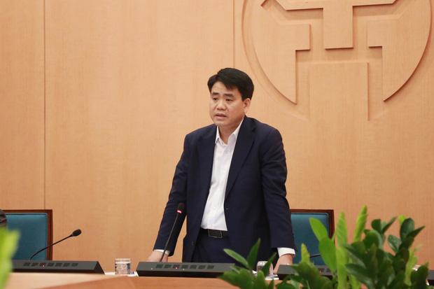 Chủ tịch HN: Tuần này là thời gian quyết định đến thắng lợi của công tác phòng chống dịch - Ảnh 2.