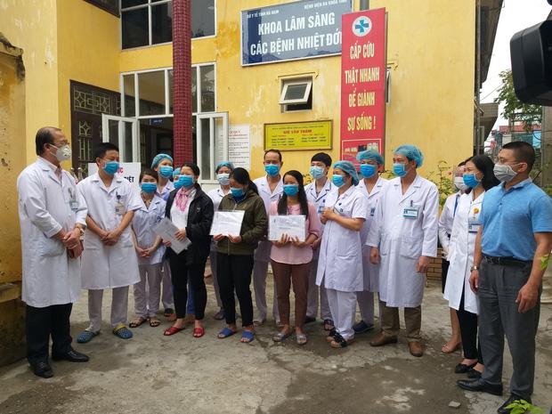 Nhân viên Công ty Trường Sinh dương tính trở lại với SARS-CoV-2 sau 3 ngày xuất viện - Ảnh 1.