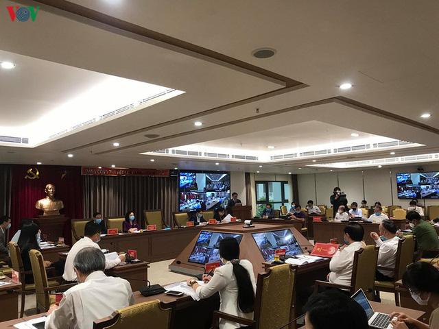 Nhiều DN dừng hoạt động, Hà Nội nêu 3 kịch bản kinh tế hậu Covid-19  - Ảnh 1.
