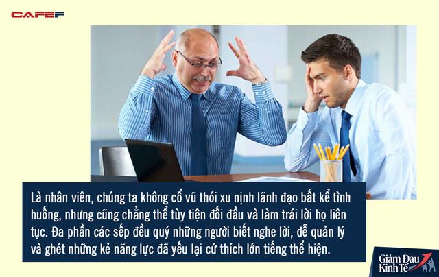 5 kiểu nhân viên luôn là cái gai trong mắt sếp, chăm chỉ đến đâu cũng khó bề thăng tiến nổi: Thời buổi khó khăn càng nên cảnh giác, tránh phạm sai lầm  - Ảnh 2.